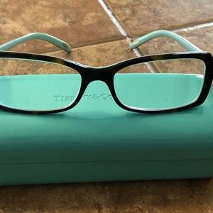 Tiffany frames and case